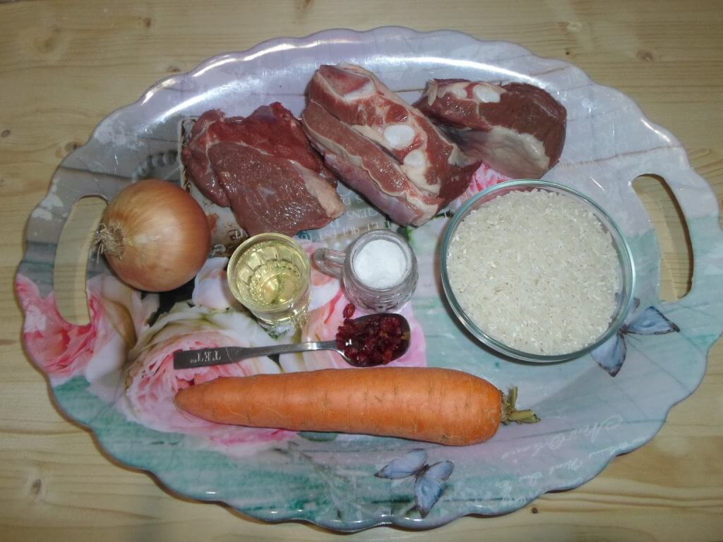 Как приготовить вкусный плов из говядины в мультиварке пошаговый рецепт с фото