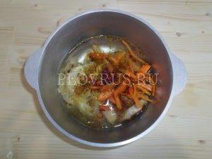 Как сварить самый вкусный плов из свинины, пошаговый рецепт с фото поможет сделать очень вкусное блюдо