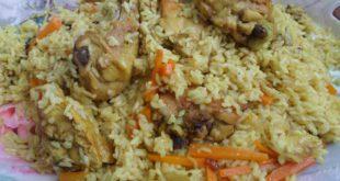 Плов с курицей в сковороде рецепт с пошагово в домашних условиях