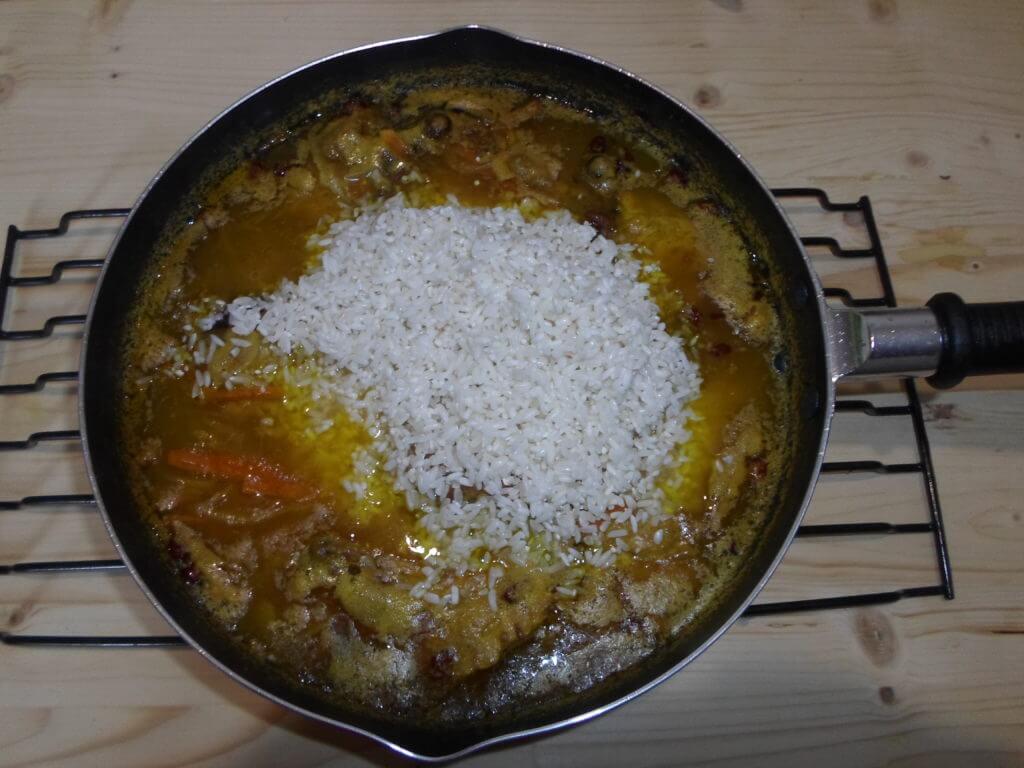 Как приготовить плов с курицей в сковороде пошаговый рецепт с фото
