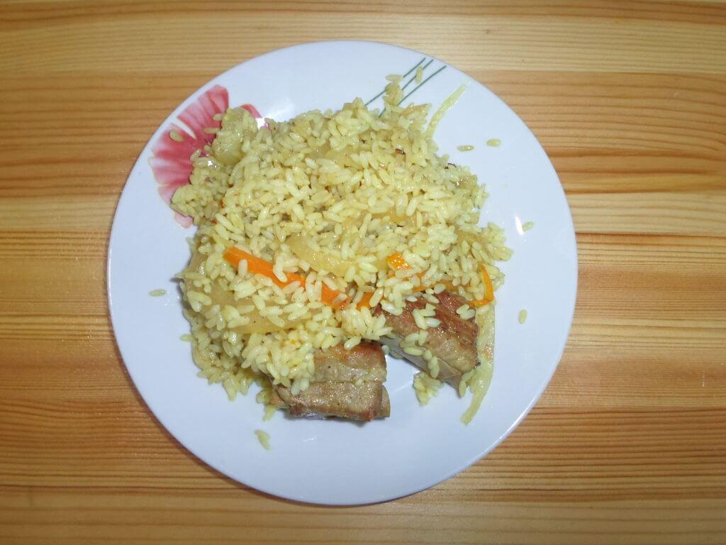 Готовим плов из свинины дома:секреты приготовления, пошаговый фото рецепт