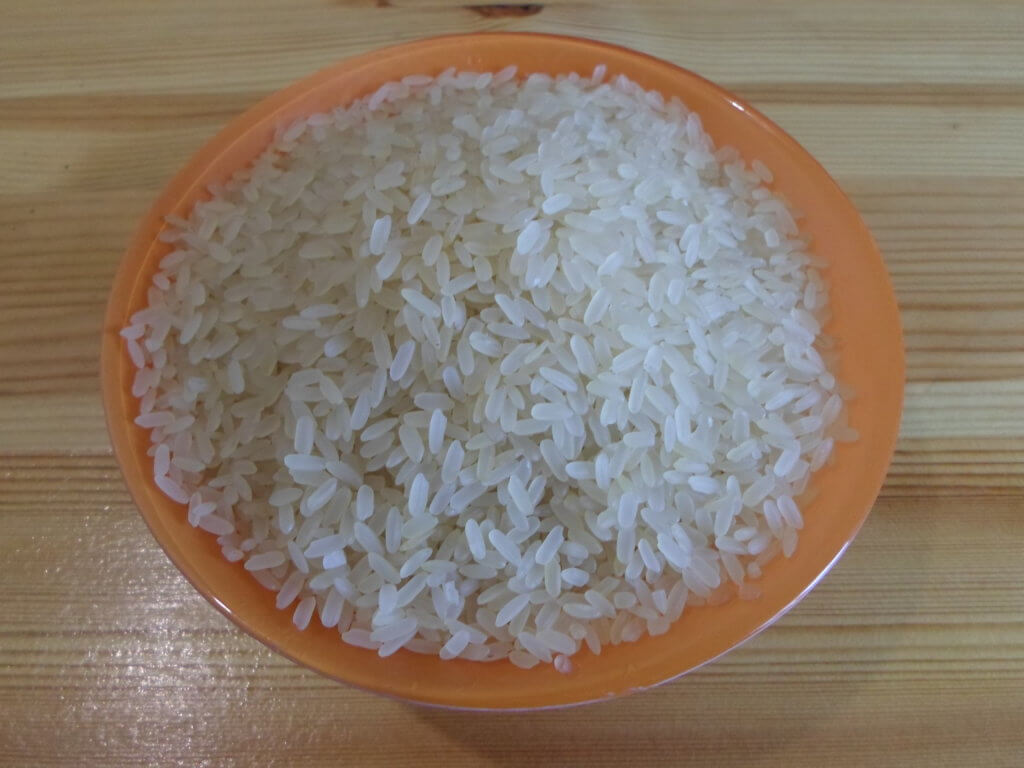 Простой рецепт плова со свининой из пропаренного риса