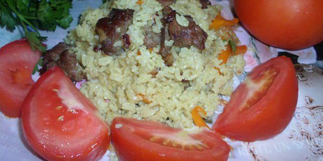 плов рецепт классический в сковороде с говядиной
