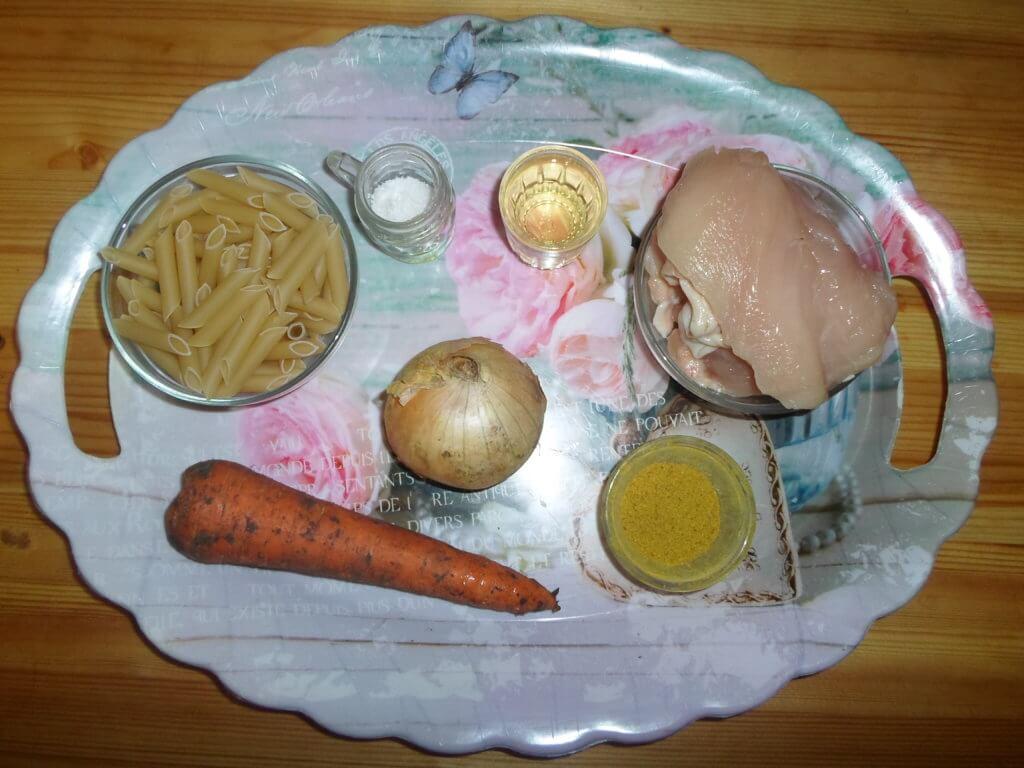 Плов из вермишели рецепт с фото