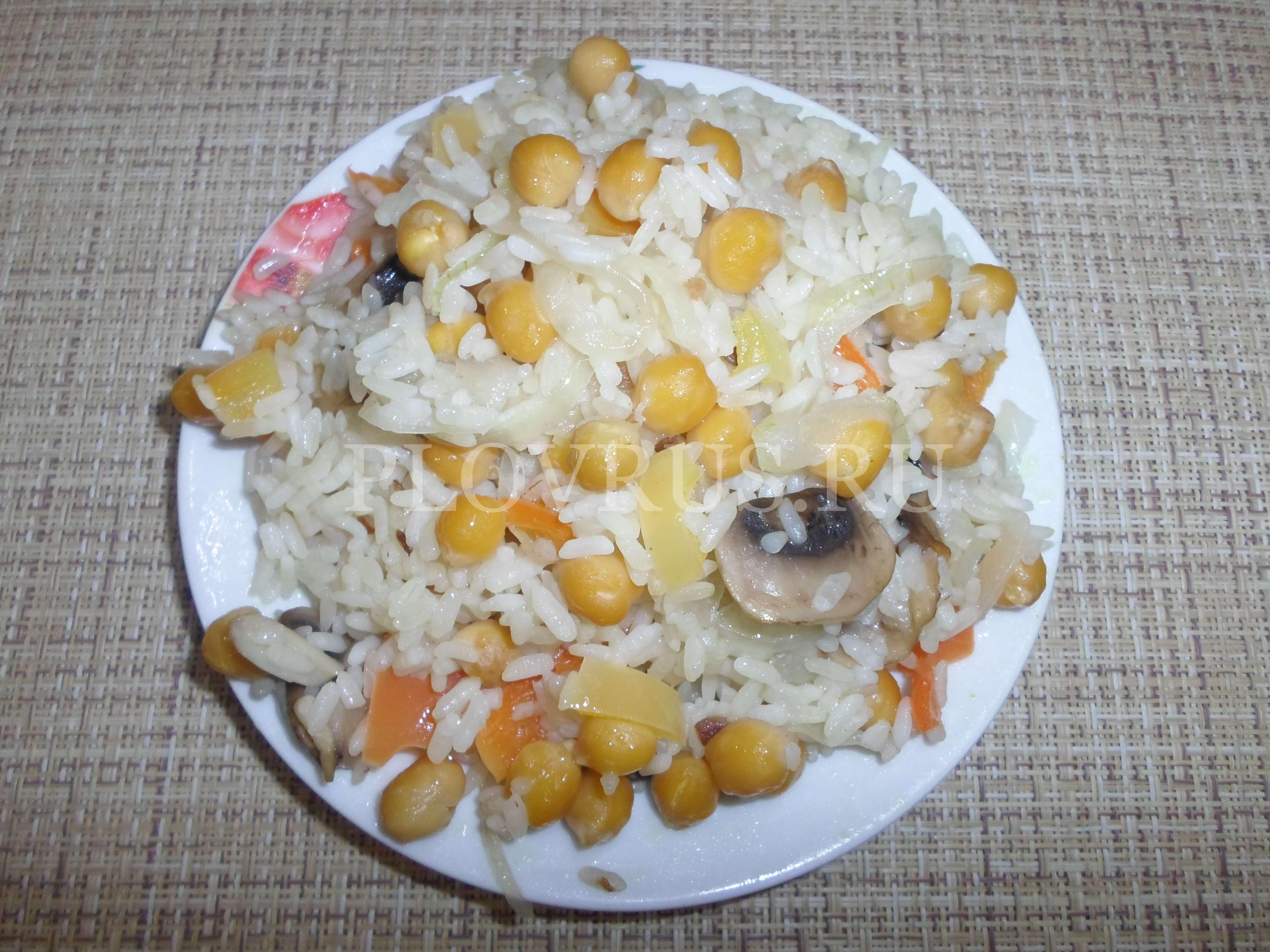 Vegetarianskij-plov