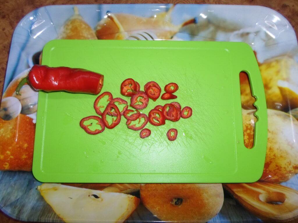Салат из помидоров и лука-пошаговый фото рецепт