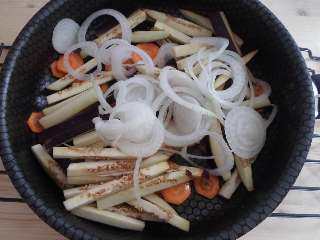 Вегетарианский плов-пять лучших пошаговых рецептов с фото