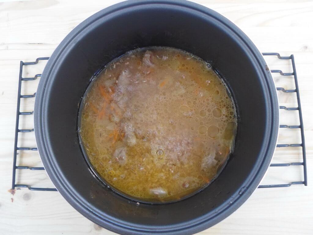 Плов в мультиварке-как приготовить, рецепт с фото пошагово
