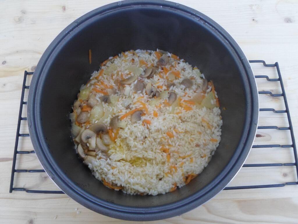 какой рис нужен для плова в мультиварке