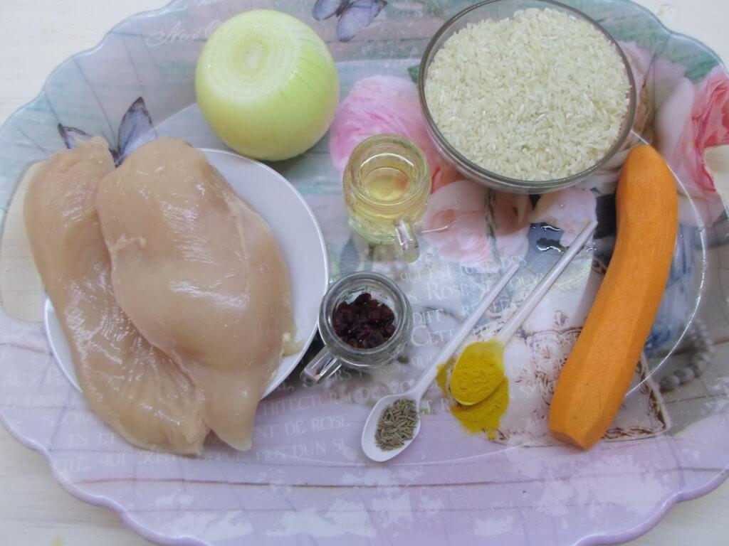 Рассыпчатый плов в мультиварке-рецепт с пошаговыми фото