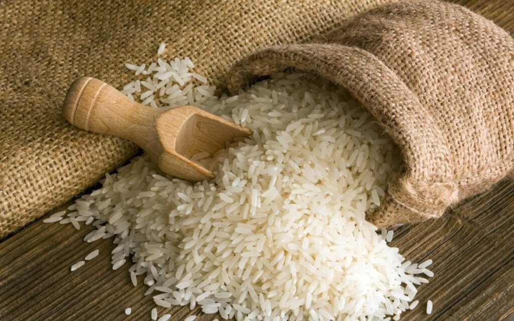 Длиннозерновой рис для плова