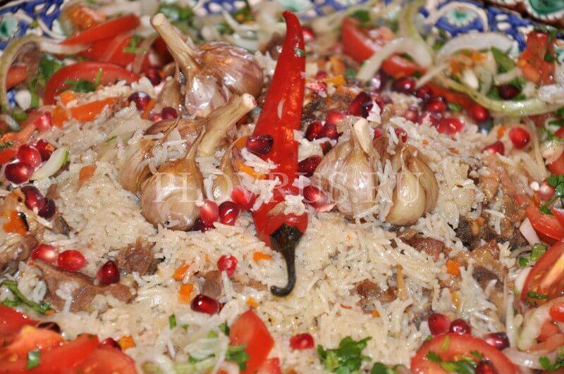 Плов по узбекски в мультиварке-рецепт с фото