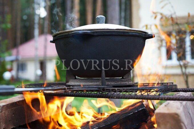 Узбекский плов из говядины – пошаговые рецепты с фото