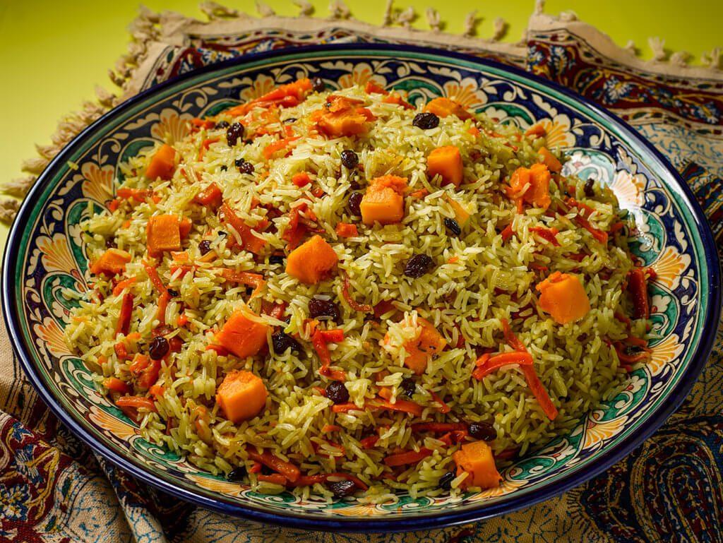 Рецепт вкусного туркменского плова