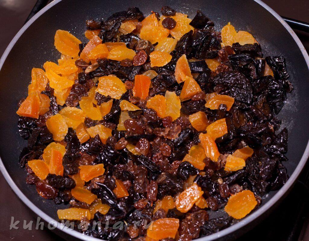 Подборка лучших рецептов плова с черносливом