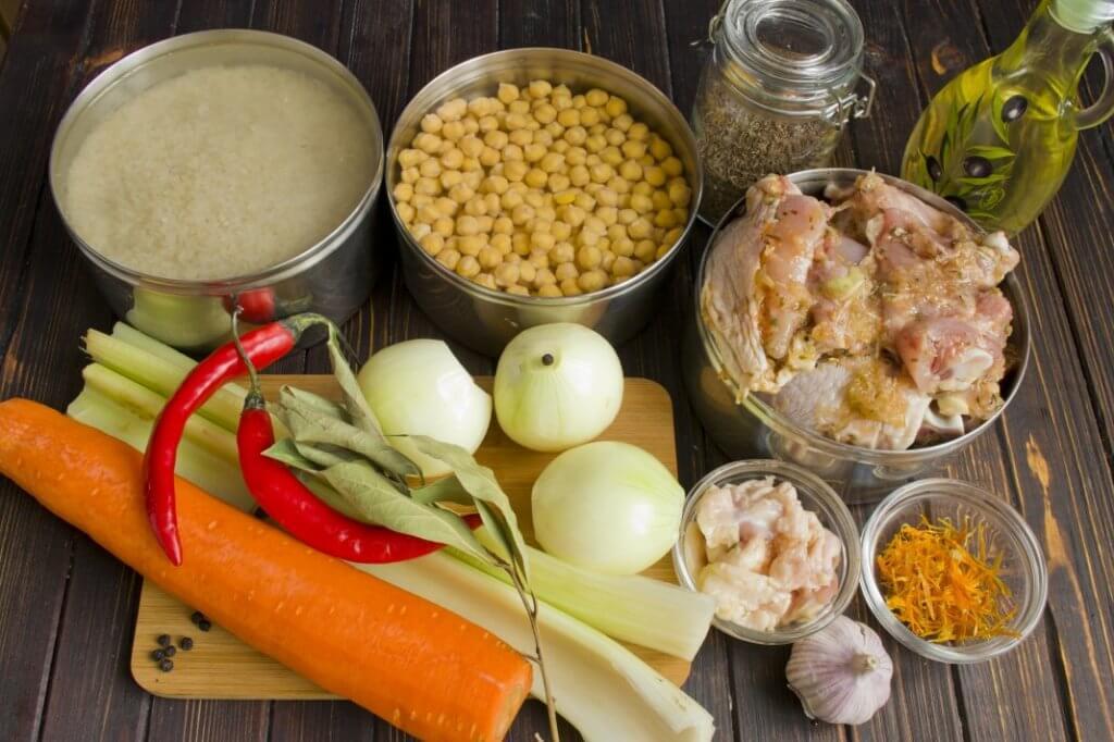 Несколько пошаговых рецептов плова с индейкой