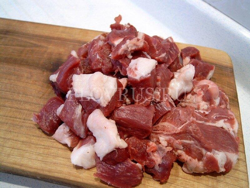Плов в духовке-три пошаговых рецепта с фото с курицей, свининой и говядиной