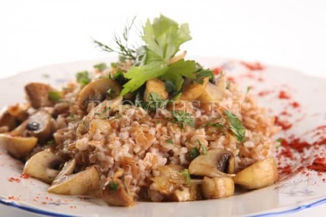 Рецепты плова из полбы: с курицей, с мясом, с грибами