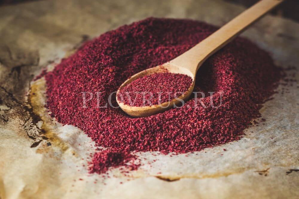 Рецепт плова с барбарисом-в каком количестве и когда добавлять приправу